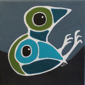 Bird - 1 - Mini © Wendy Campbell