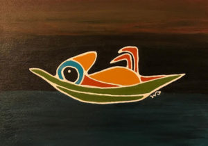 Floating at Dusk Wendy-Campbell-2018