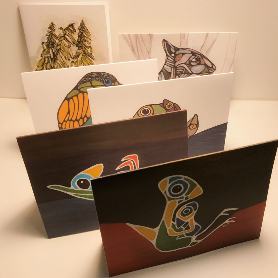 greeting-card-set © Wendy Campbell 2019