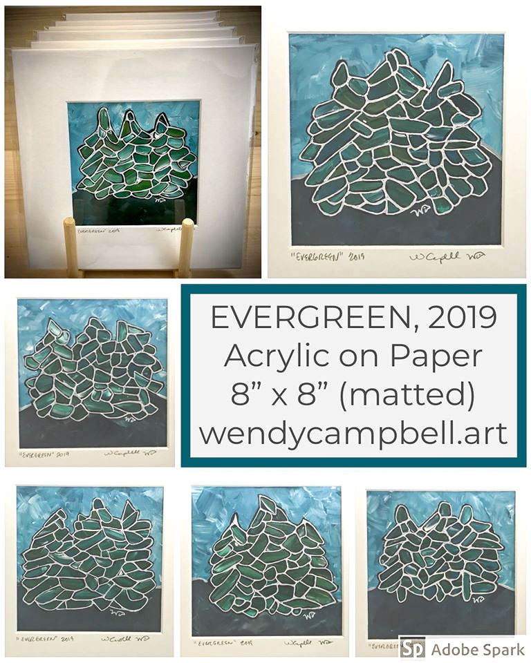 Evergreen-series wendy campbell 2019