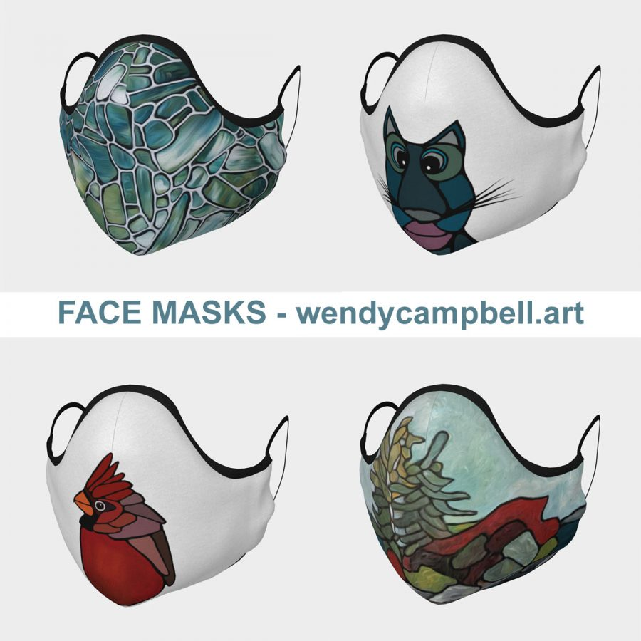 face masks wendy campbell