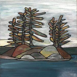 Algonquin II - Wendy Campbell Art