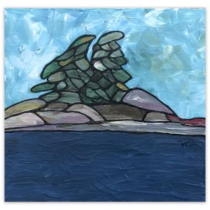 Up North III Wendy Campbell Art