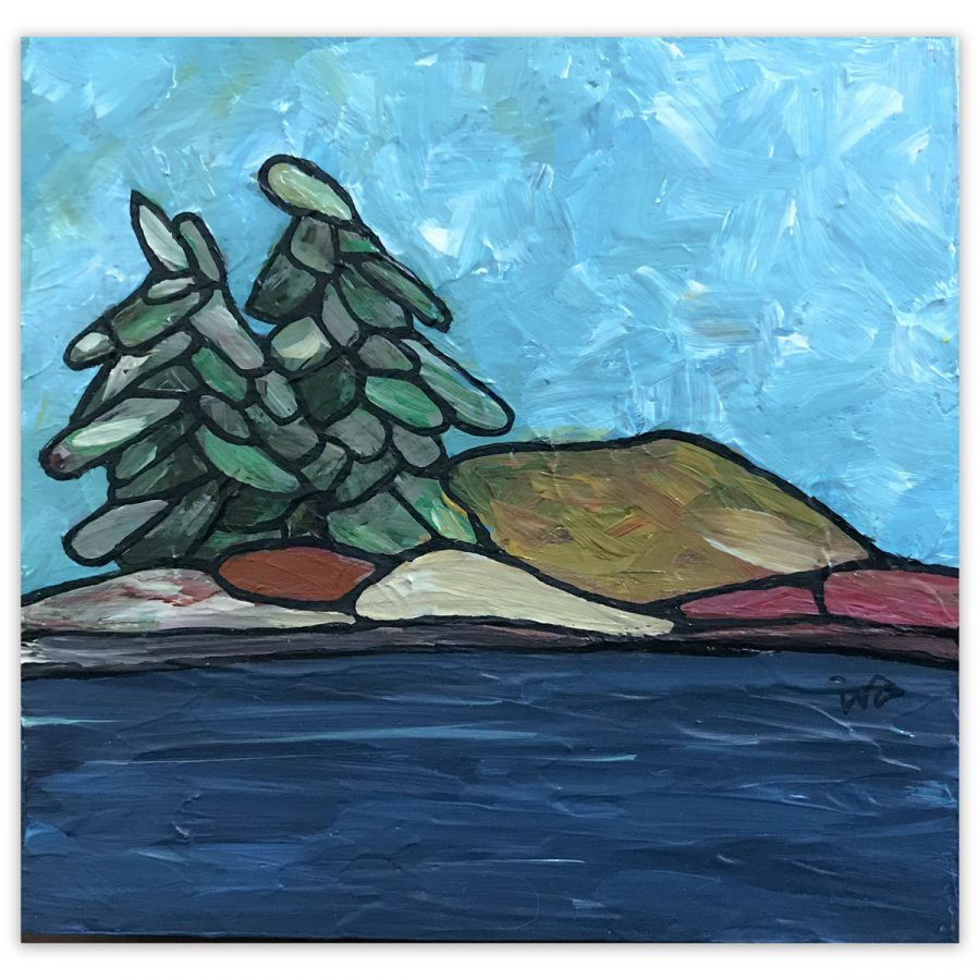 Up North IV - Wendy Campbell Art